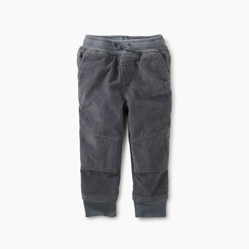 Lined Corduroy Baby Jogger