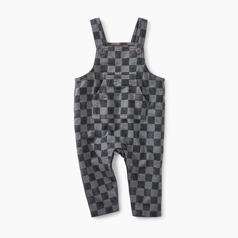 Printed Baby Overall