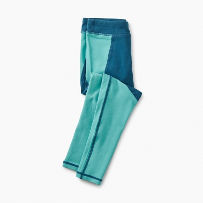 Colorblock Sport Leggings