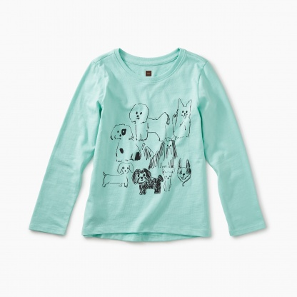 Park Pooches Graphic Tee