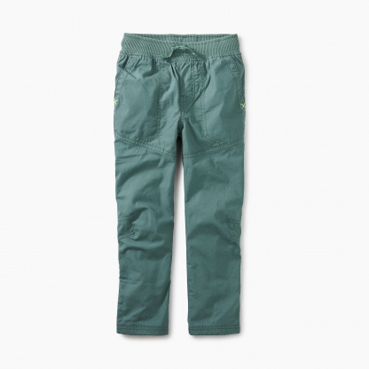 Jersey-Lined Pants