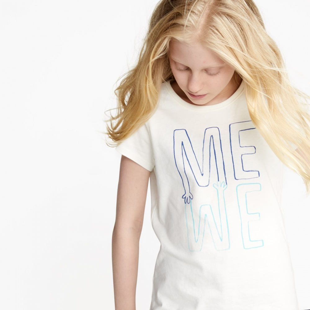 Me We Graphic Tee