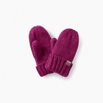 Peppercorn Kids Knit Mittens