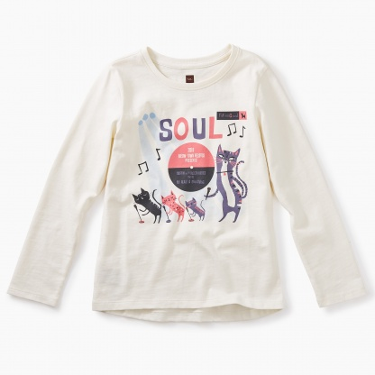 Soul Cat Graphic Tee