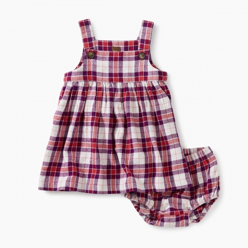 Flannel Baby Jumper