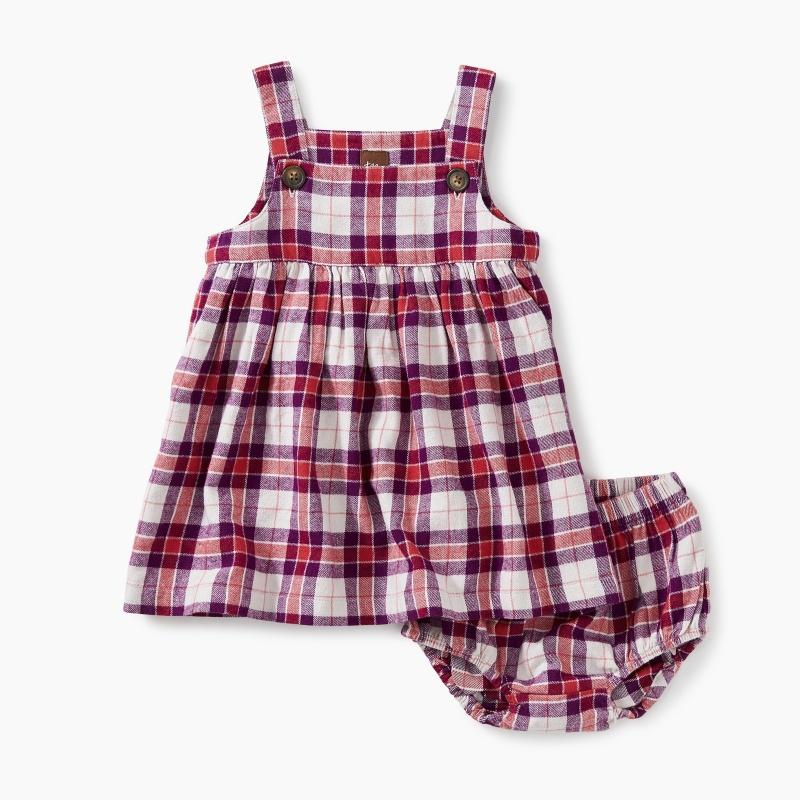 Flannel Baby Jumper