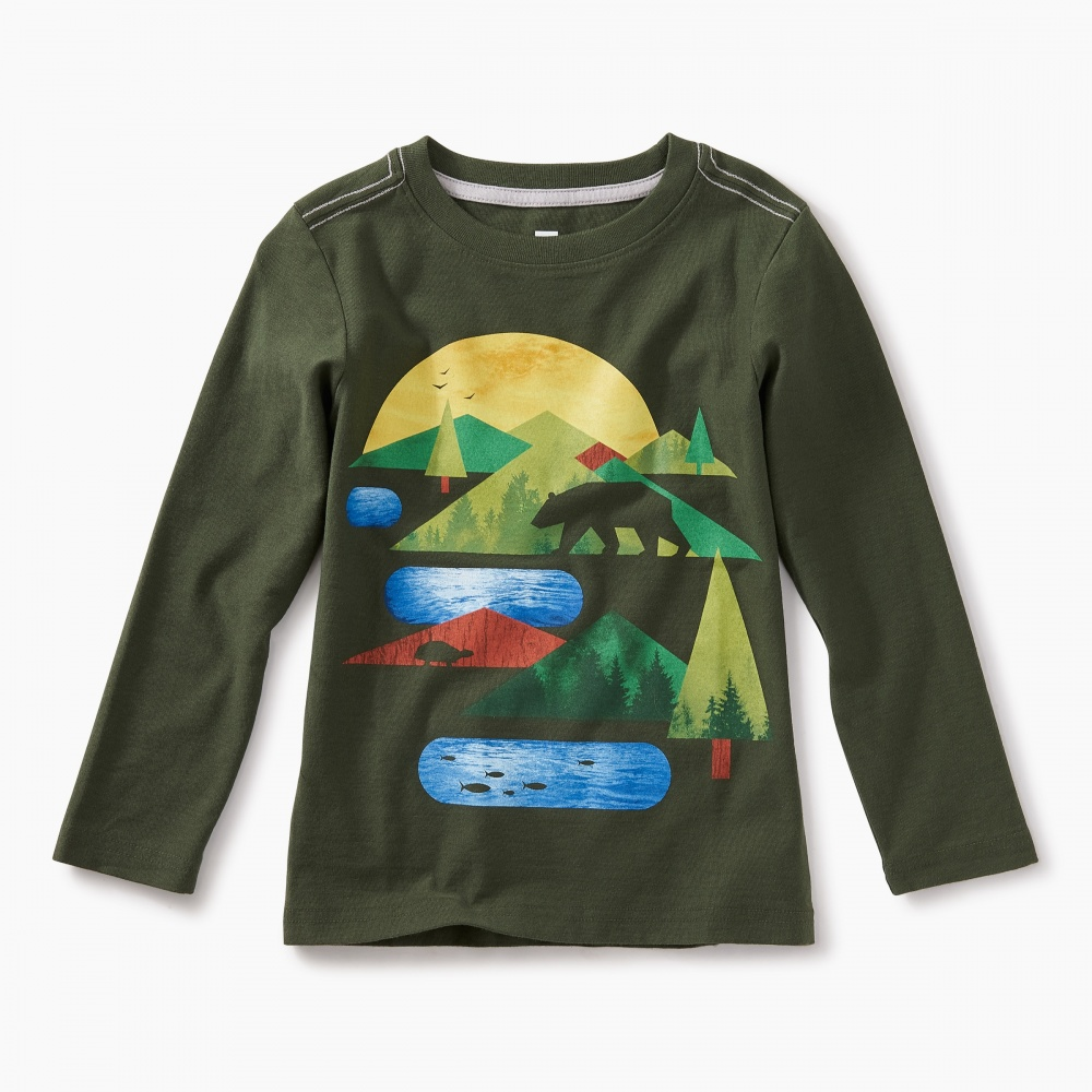 Great Lakes Graphic Tee