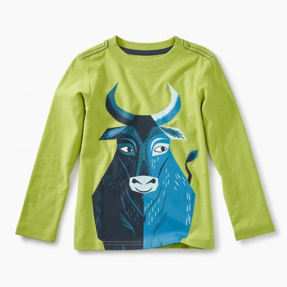 Big Blue Ox Graphic Tee