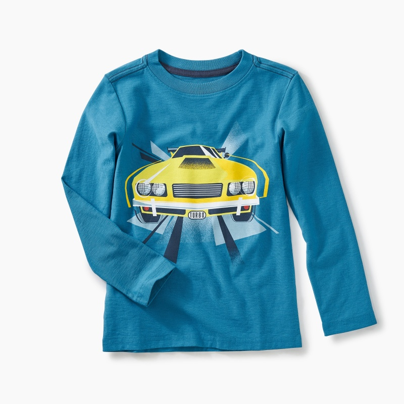 Muscle Car Graphic Tee