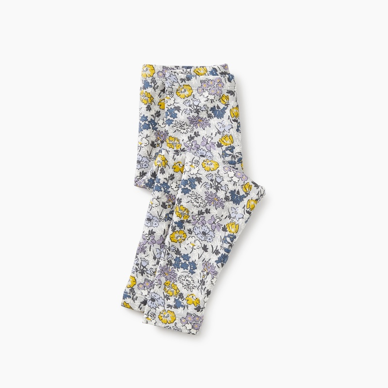 Wildflowers Cozy Baby Leggings