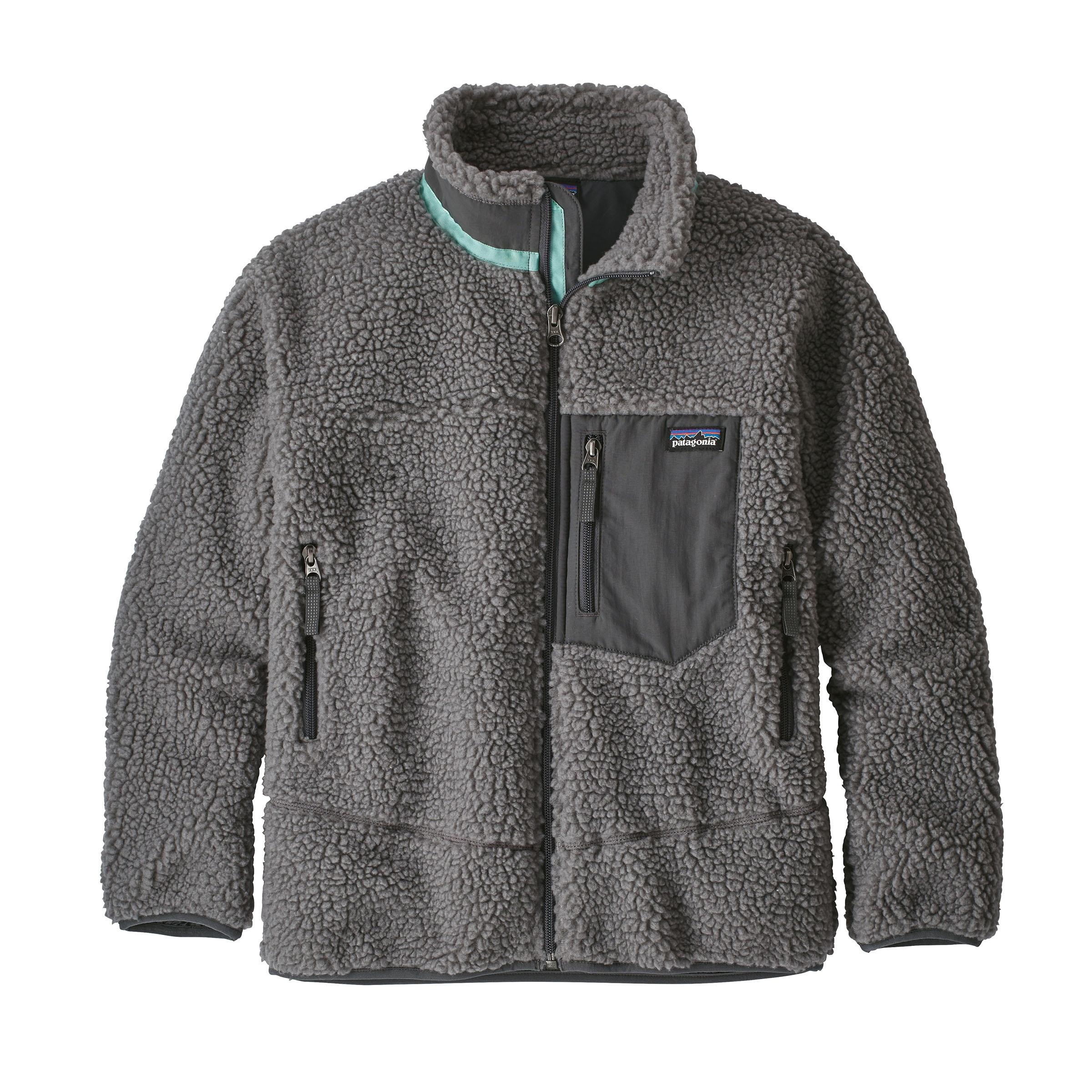 Patagonia Kids Retro X Jacket Tea Collection
