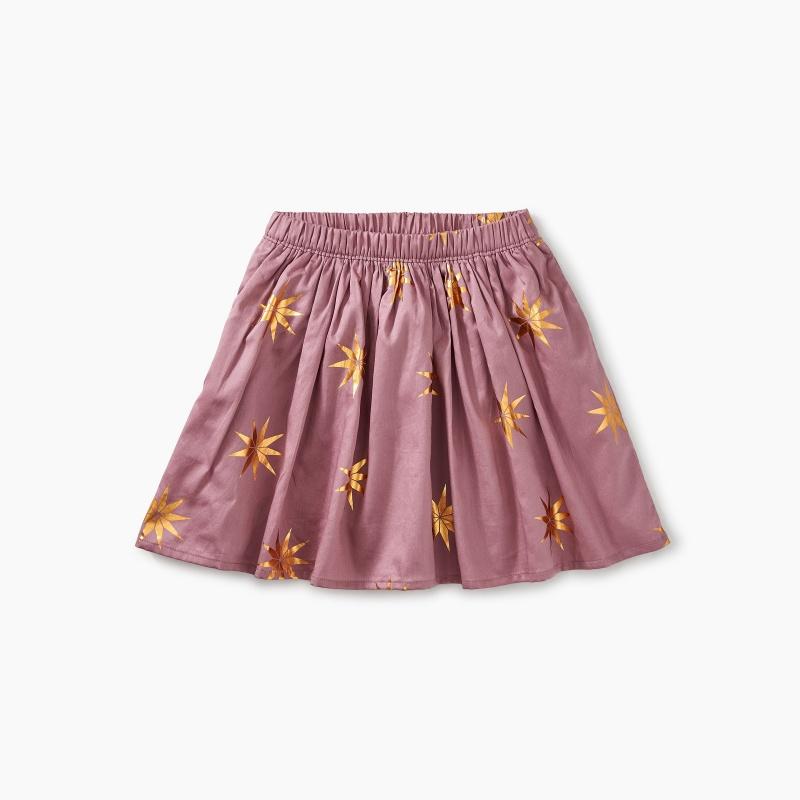 Scandi Star Twirl Skirt