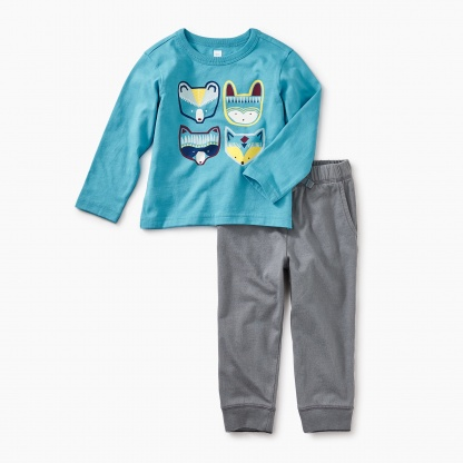 Critters Baby Outfit