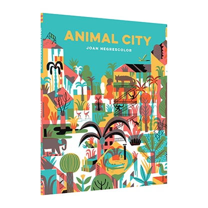 Animal City Book