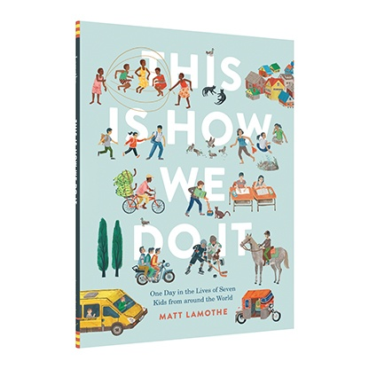 This is How We Do It Book