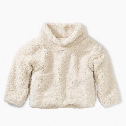 Sherpa Fleece Pullover