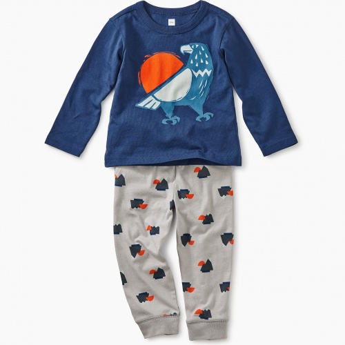 Eagle Baby Outfit