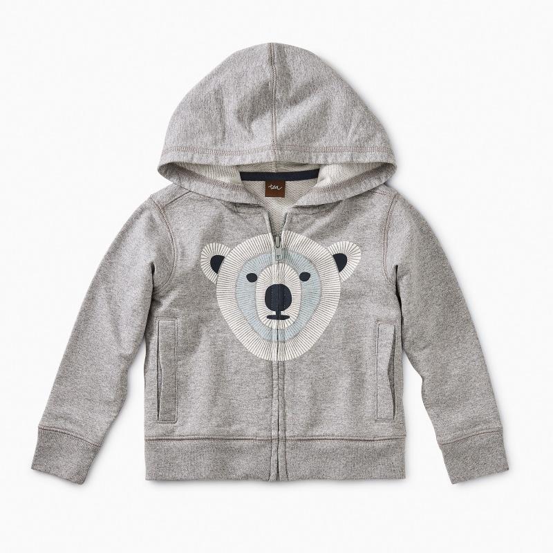 Polar Buddy Zip Hoodie