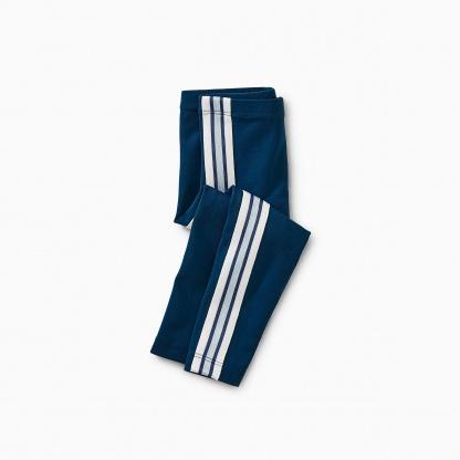 Sporty Stripe Baby Leggings