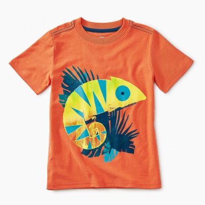 Chameleon Graphic Tee