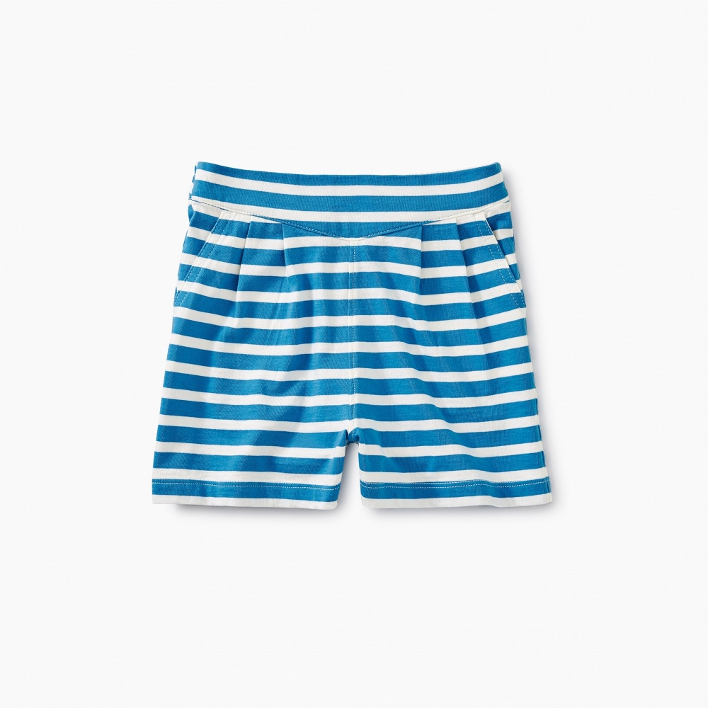 Striped Dock Shorts