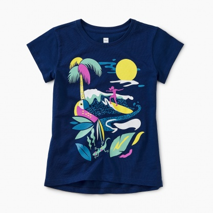 Wave Rider Graphic Tee