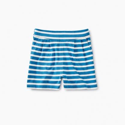 Striped Dock Shorts