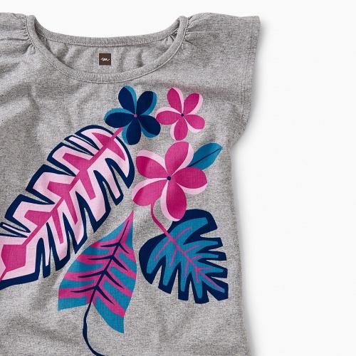 Botanical Graphic Dress