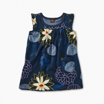 Printed Mighty Mini Baby Dress