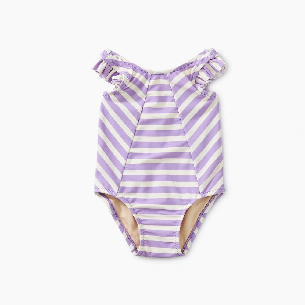 Striped Baby One-Piece