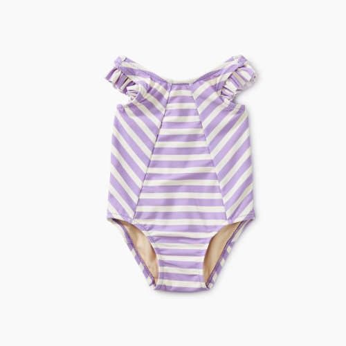 Striped Baby One-Piece