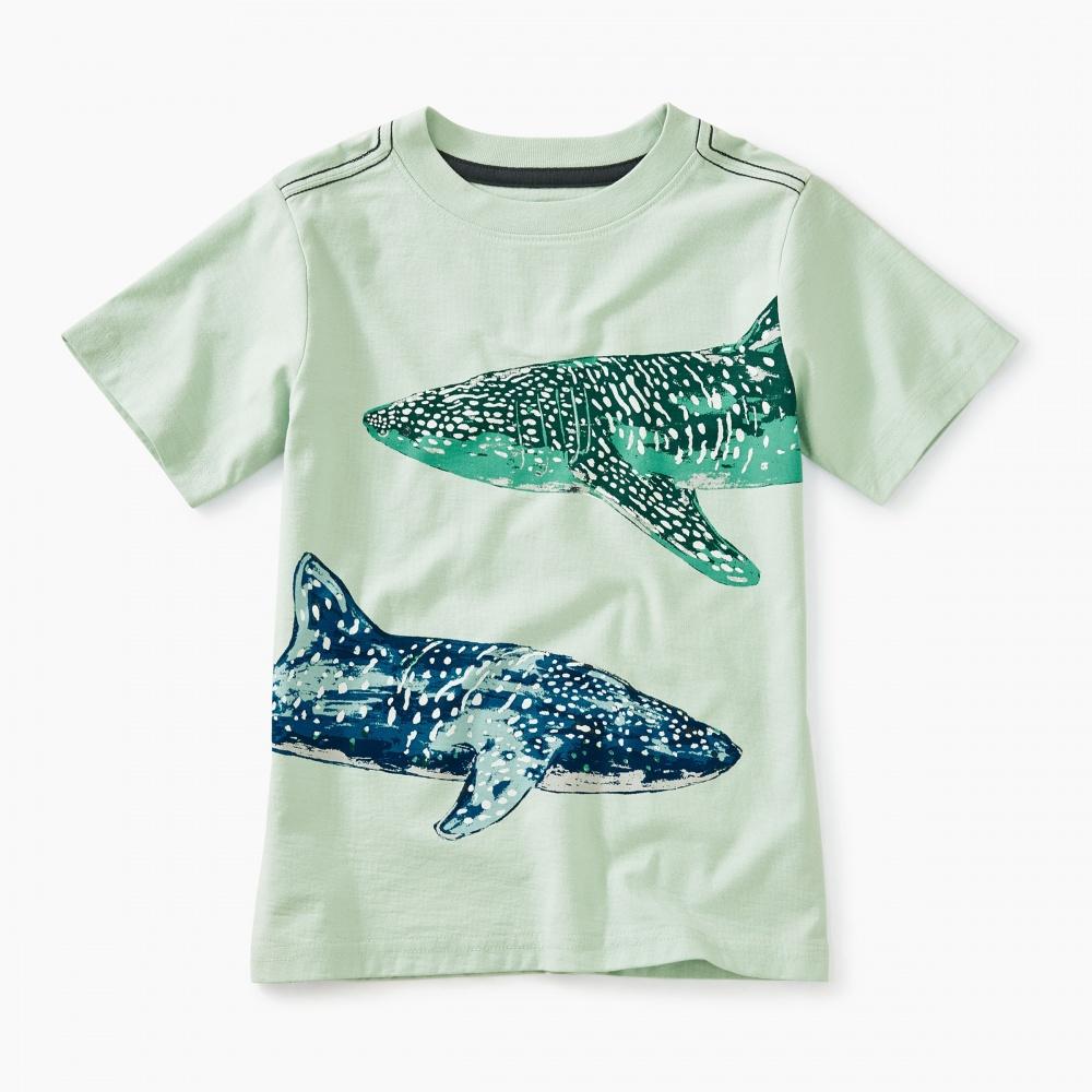 Whale Shark Graphic Tee