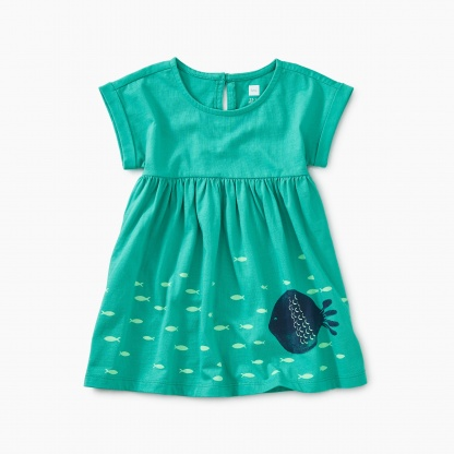 Big Fish Empire Baby Dress