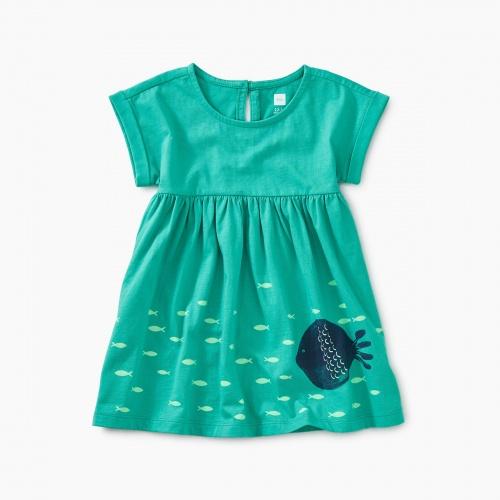 Big Fish Empire Baby Dress