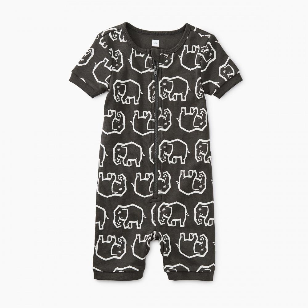 Short Sleeve Baby Pajamas