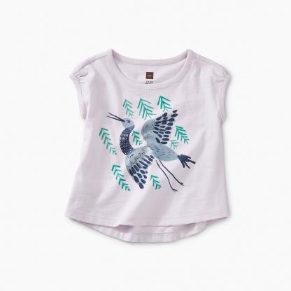 Crane Baby Graphic Tee
