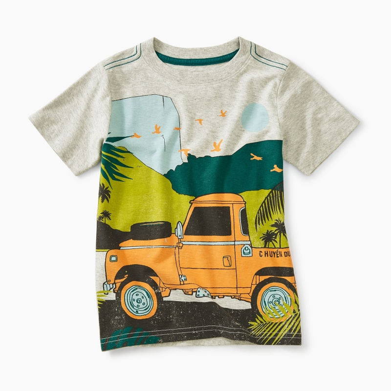 Trek Truck Graphic Tee