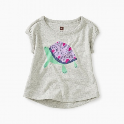 Turtle Baby Graphic Tee