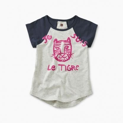 Le Tigre Raglan Tunic