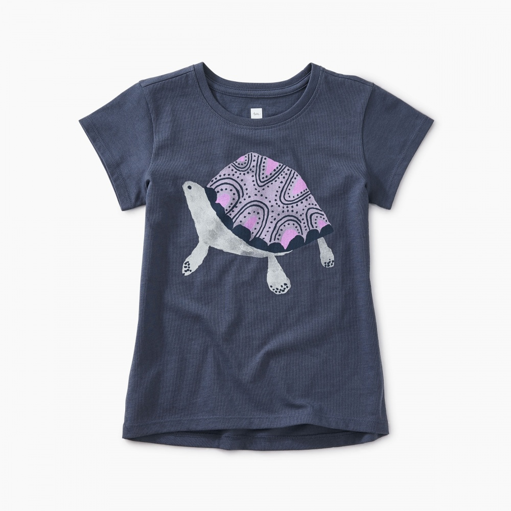 Turtle Graphic Tee