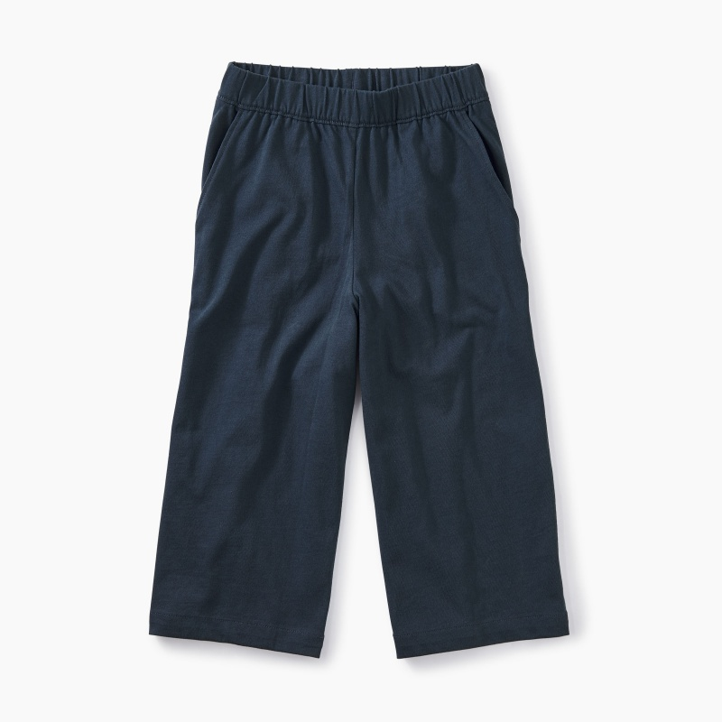Solid Easy Knit Pants