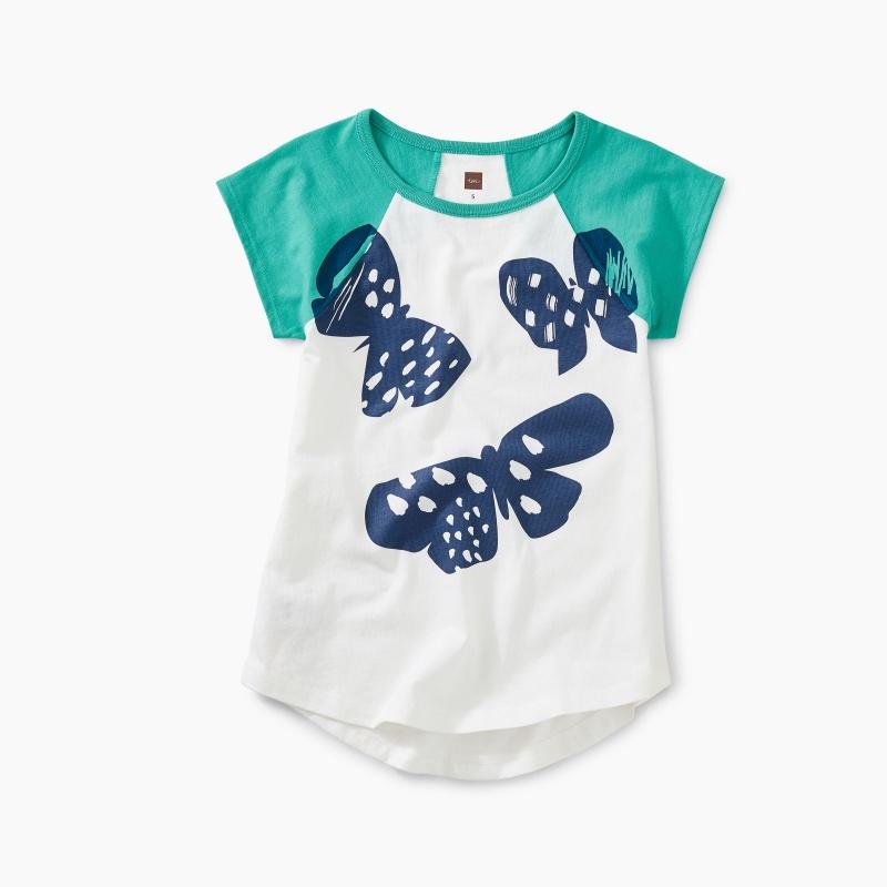 Butterfly Raglan Tunic