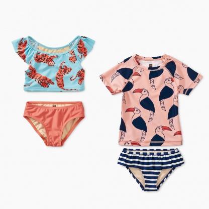 Tropic Creatures Swim Set
