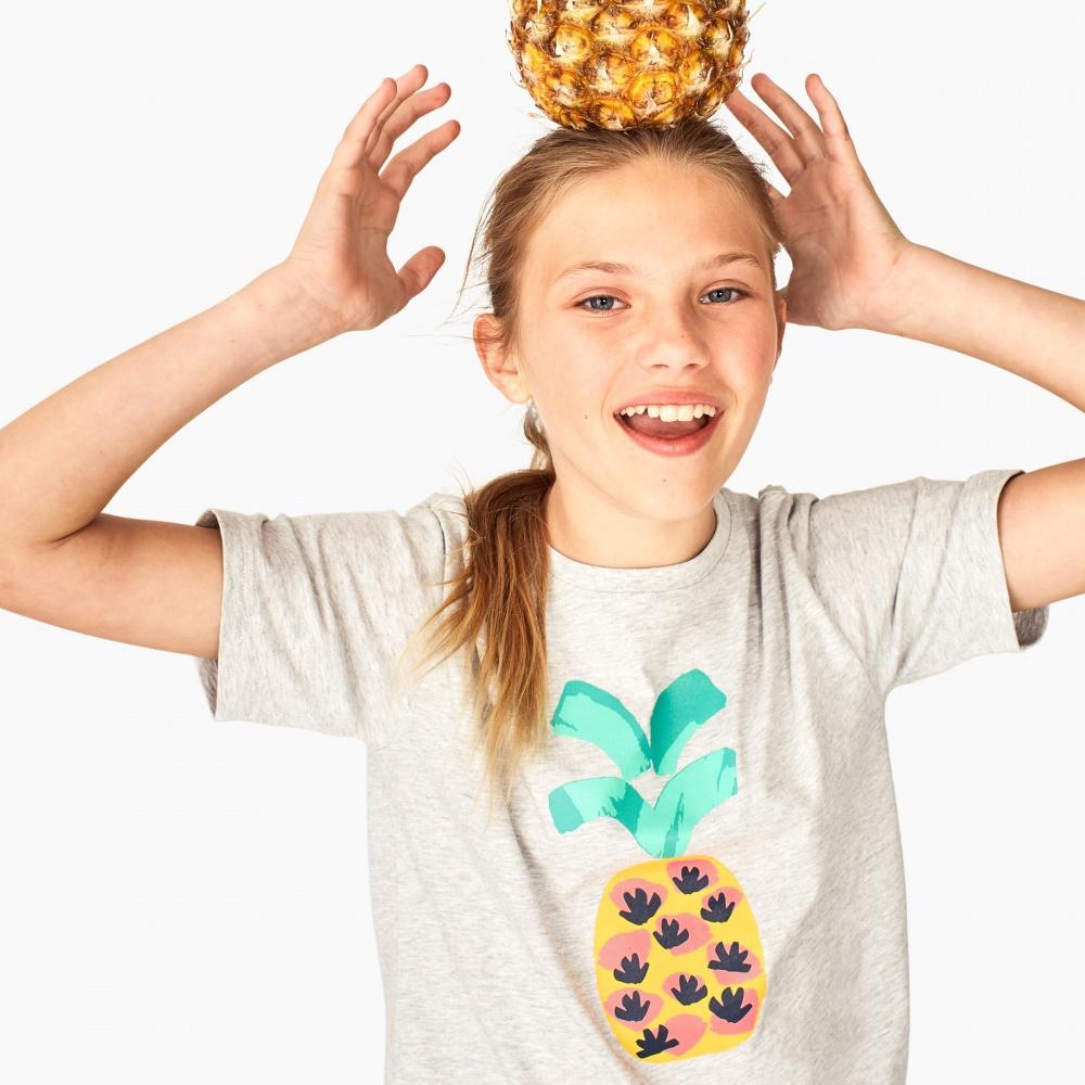 Pineapple Graphic Tee