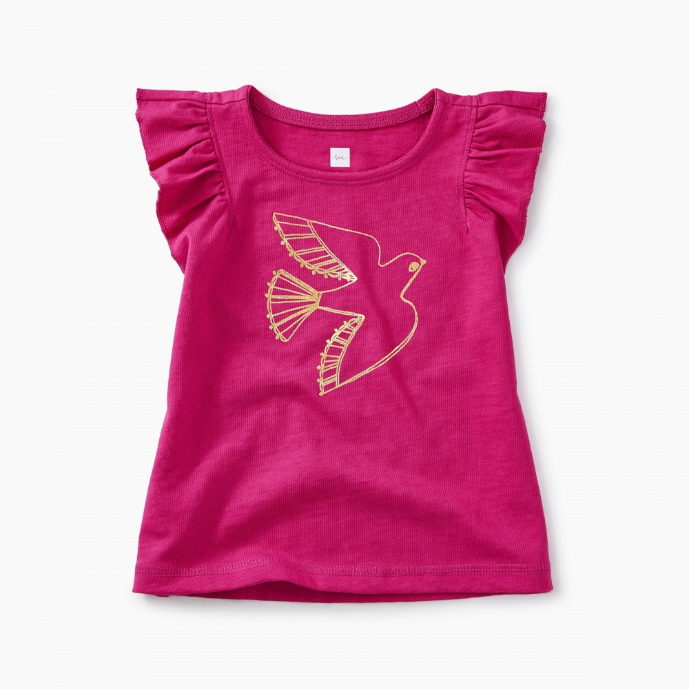 Love Dove Baby Graphic Tee