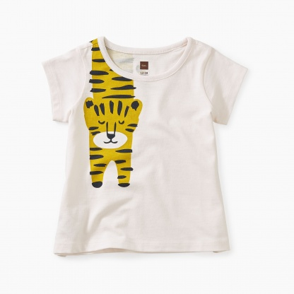 Tiger Turn Baby Graphic Tee