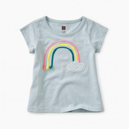 3D Rainbow Baby Graphic Tee