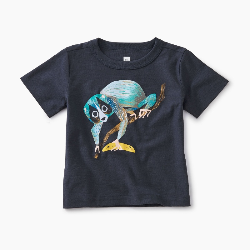 Slow Loris Baby Graphic Tee
