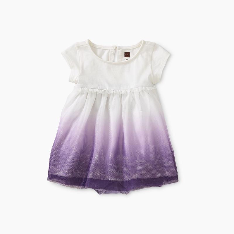 Tulle Romper Dress