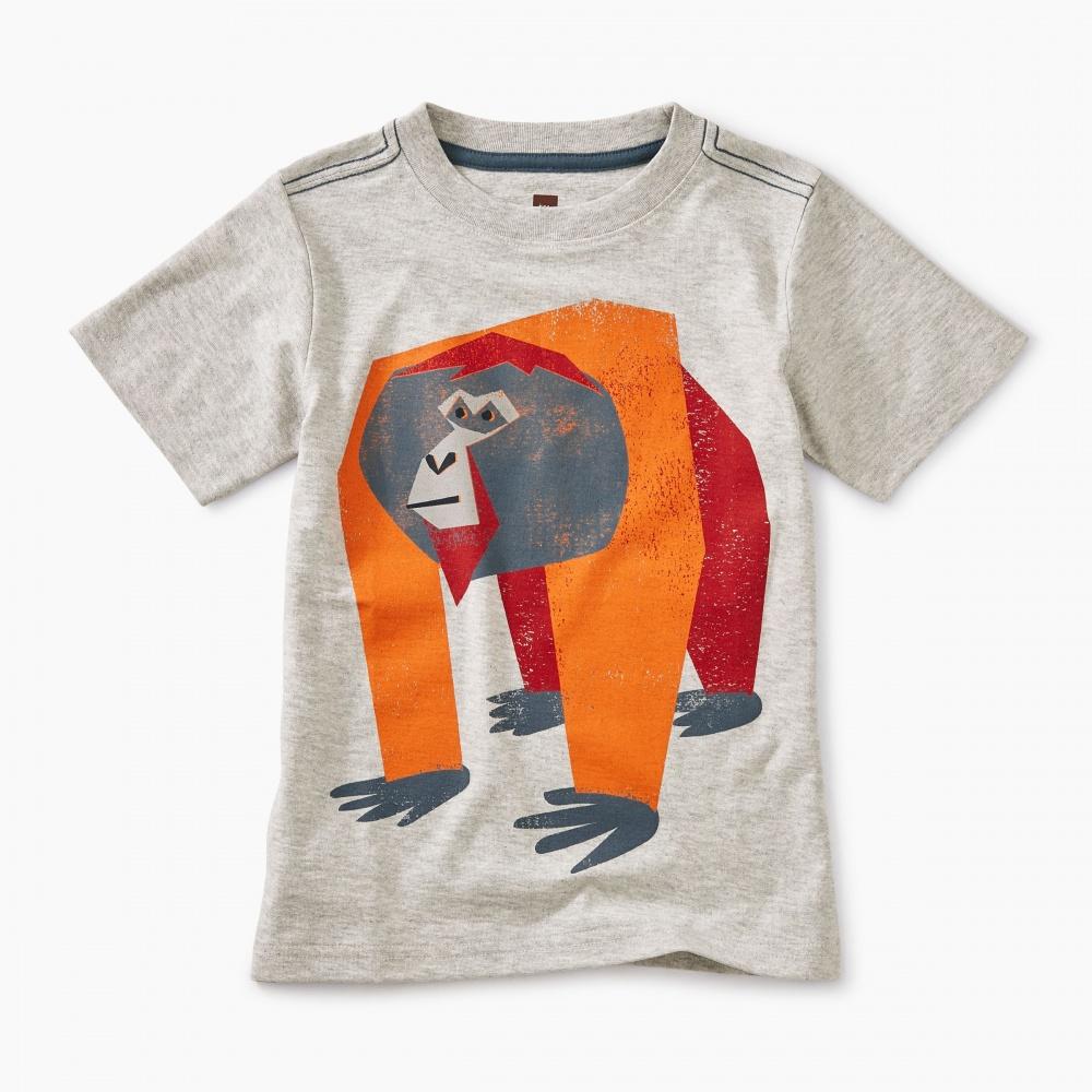 Orangutan Graphic Tee